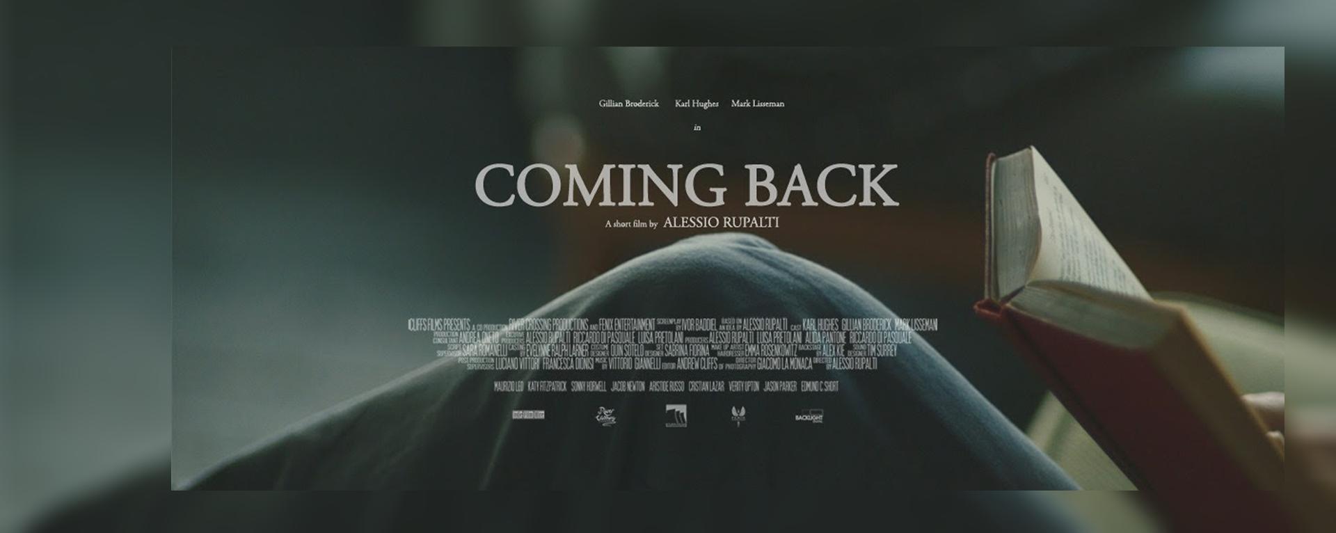 Coming Back, il film sulla Brexit di Alessio Rupalti