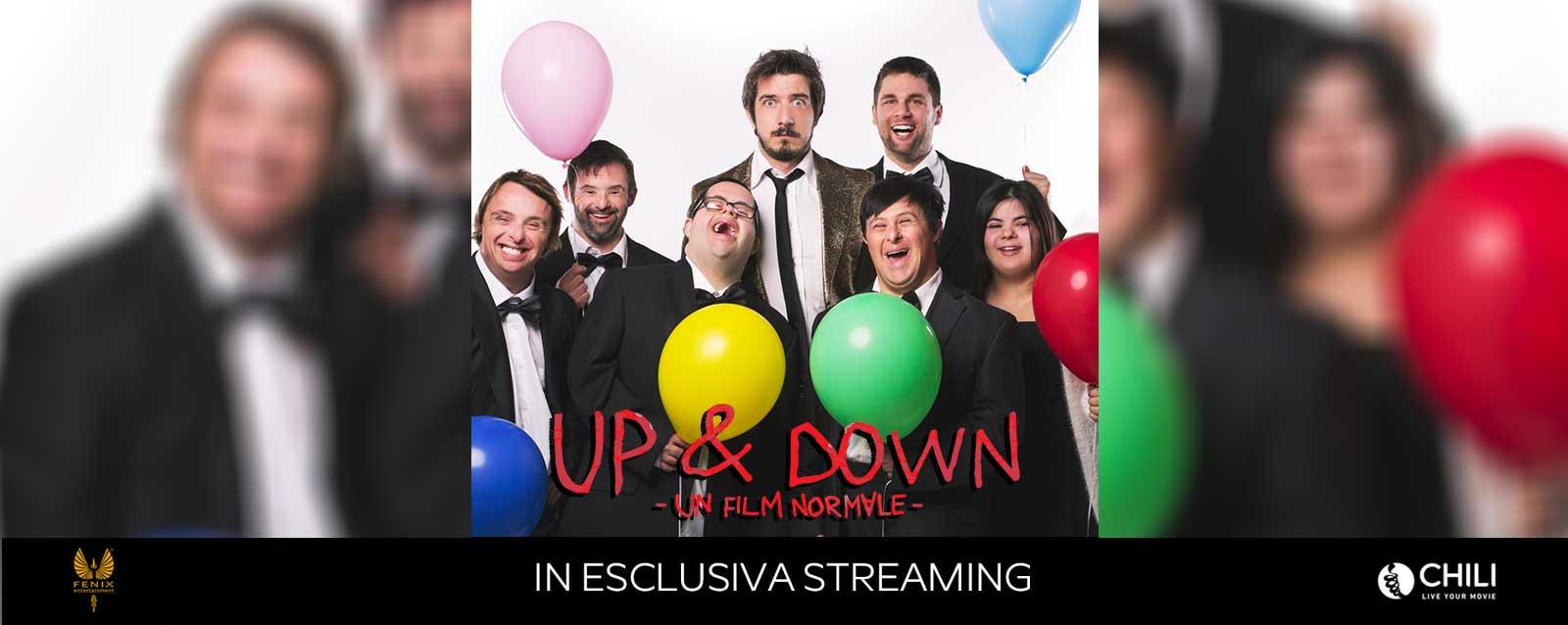 Up&Down di Paolo Ruffini Disponibile su Chili