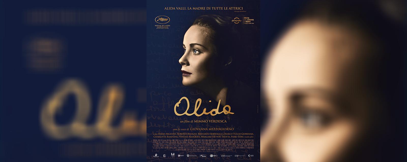 """Fenix è lieta di annunciare la Nomination ai Nastri d'Argento 2021 per """"Alida"""""""